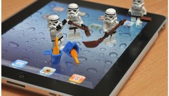 iPad Cleaning
