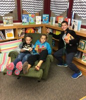 Middle School Book Club Members