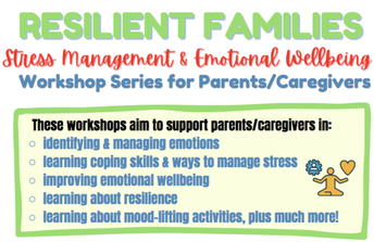 Resilient Families: A Workshop Series