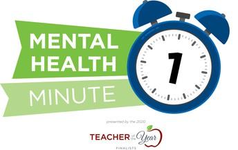 Monthly Mental Health Minute With Karen Gonzalez