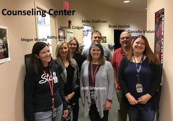 Your Counseling Team