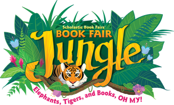 Book Fair Jungle: Elephants, Tigers and Books, OH MY!
