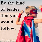 You can help your child develop valuable leadership skills