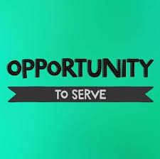 Service Opportunity