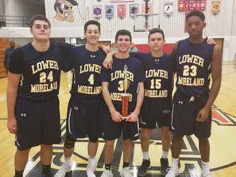 TIp Off Tourney Champions