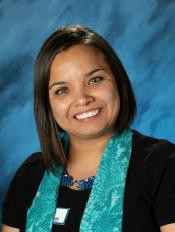 Claudia Ortega, Community Education Specialist