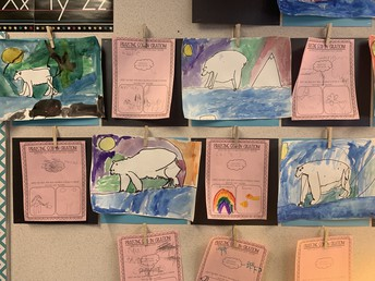 Appreciation for God's creations in 1/2F