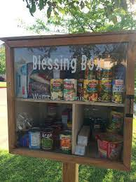 BLESSING BOX