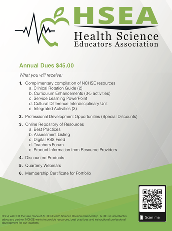Join the Health Science Educators Association
