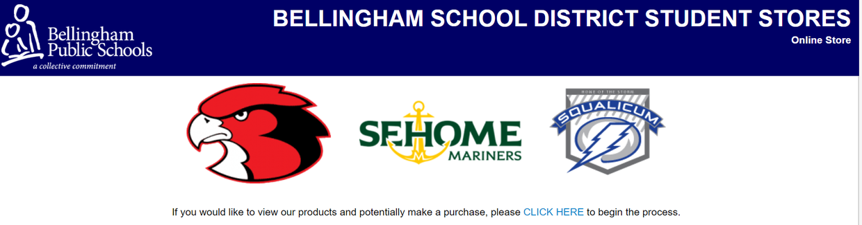link to student store