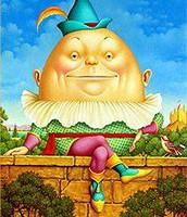 Humpty Dumpty Egg Drop