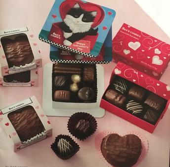 See's Candies Valentines Fundraiser