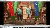 Jingle Bell Beach Choreography