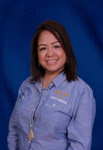 Librarian Narda Lugo, MLS
