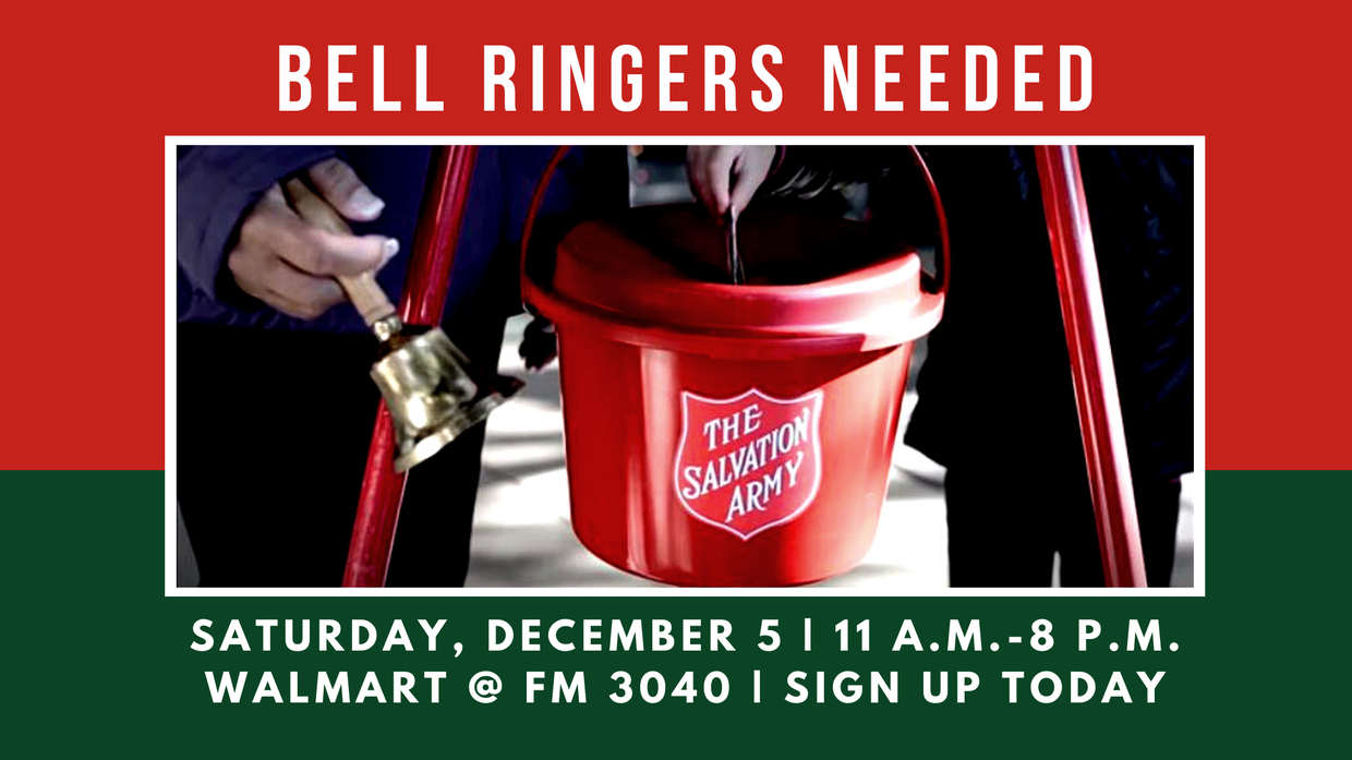 Bell Ringing Signup