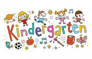 Kindergarten Schedules