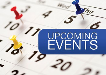 Upcoming Calendar Events