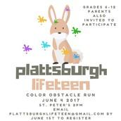 Lifeteen Regional Color Obstacle Run: June 4