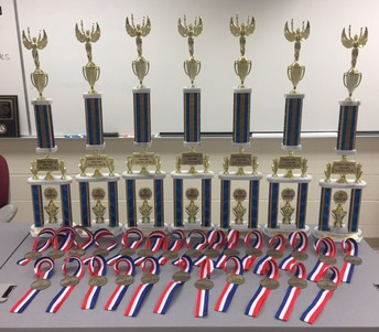 Record Number of DECA Students Qualify for National Competition