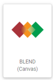 Blend and Seesaw