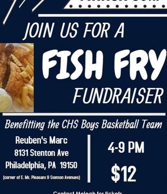 Tonight: Fish Fry Fundraiser