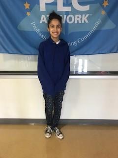 Genevieve Del Valle 7th Grade