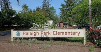 Raleigh Park Elementary School Social Emotional Learning
