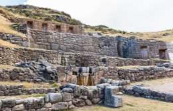 TAMBOMACHAY   INCA WATER TEMPLE