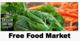 FREE food Market at Aloha-Huber Park