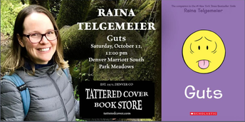 An Afternoon with Raina Telgemeier