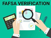 What to do if your FAFSA is selected for Verification