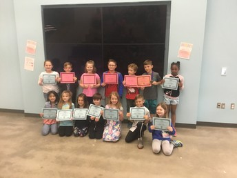 Tuesday SAGE Noetic Learning Award Winners