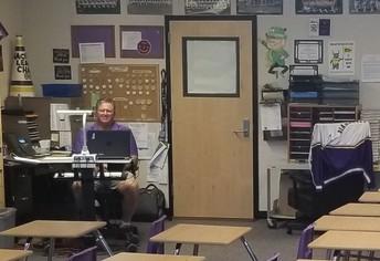 Mr. McCabe - Math Department