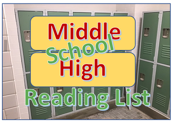 Link to middle and high school reading lists