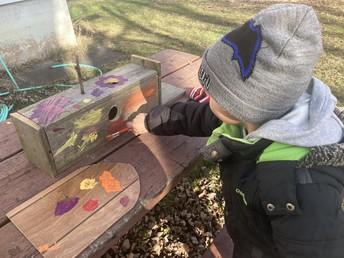Outdoor activities!