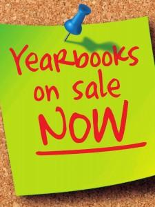 Yearbooks!