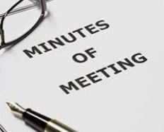 General PTO Meeting Minutes