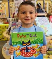 Pete the Cat Five Little Ducks