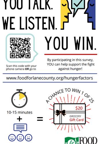 Hunger Factors Survey