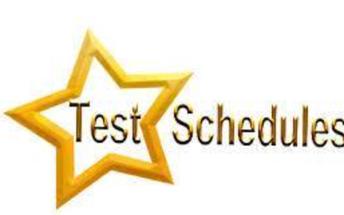 Testing Schedules