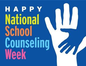 National School Counseling Week - Feb 4-8