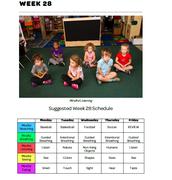 Mindful Classrooms--Week 28