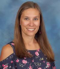 Melissa Long, TLC teacher