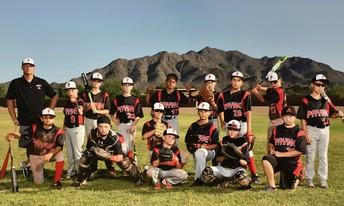 2019-20 7th Grade Baseball Team