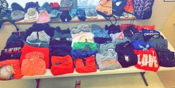 Swearshirts!