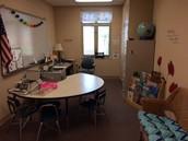 New Speech Room
