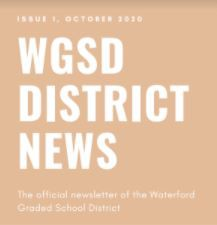 Waterford Graded District Monthly Newsletter