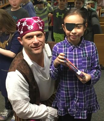 Mr. Lamanna Teaching Like a Pirate