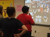 Region 11 Students Virtually Connect with Distant Students for Sharing, Learning