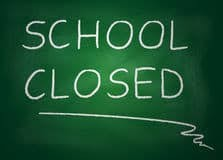 School Will Be Closed November 8th and 9th